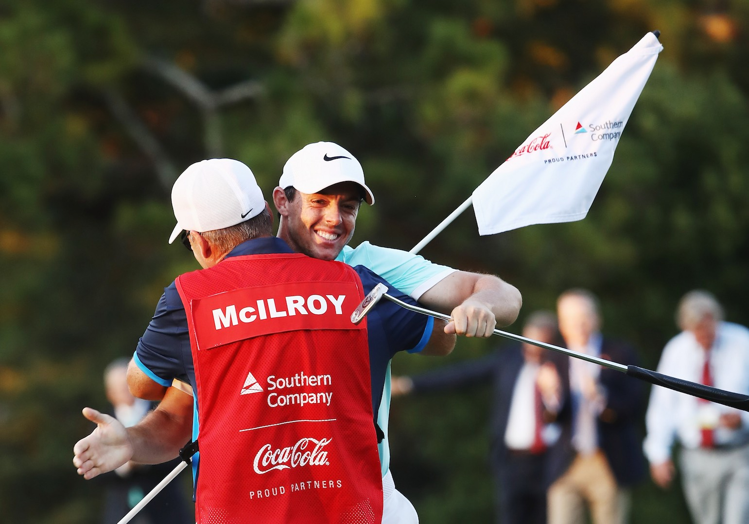Rory McIlroy wins FedEx Cup