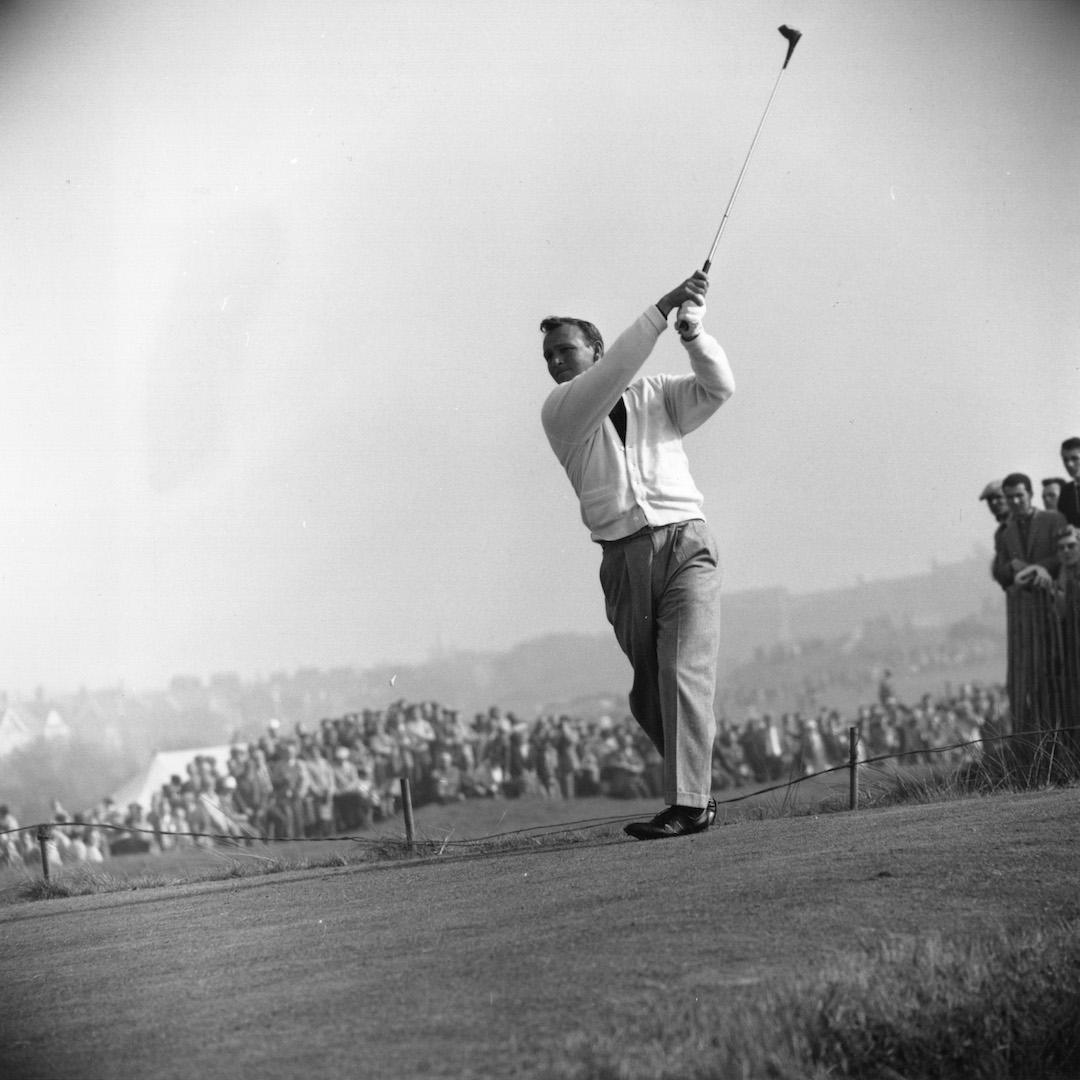Arnold Palmer dies aged 87