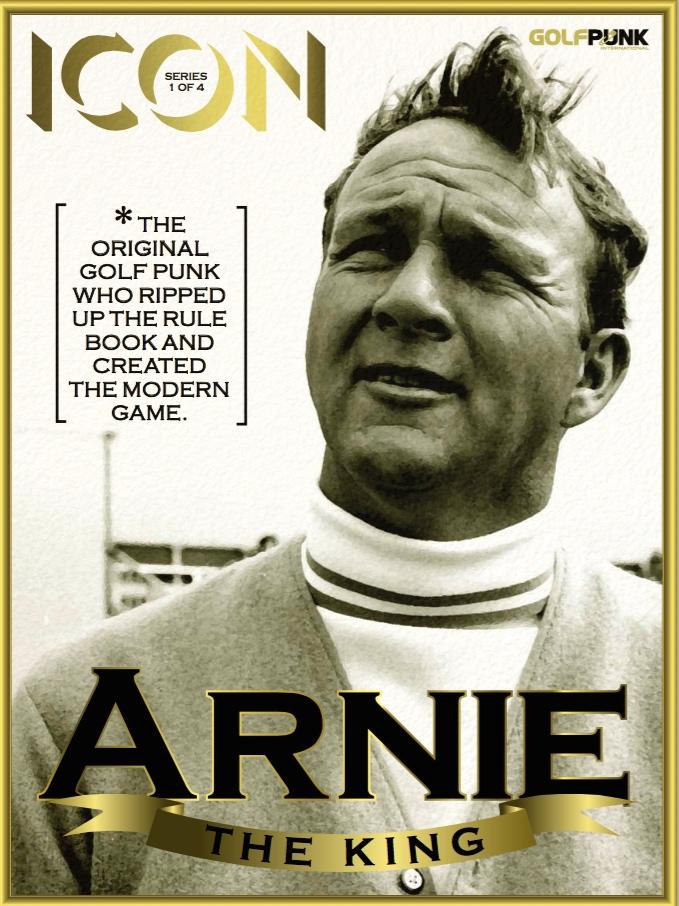 R.I.P. Arnold Palmer – The Original GolfPunk