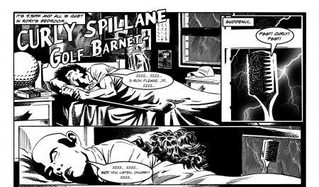 Curly Spillane: Episode #1 Cartoon
