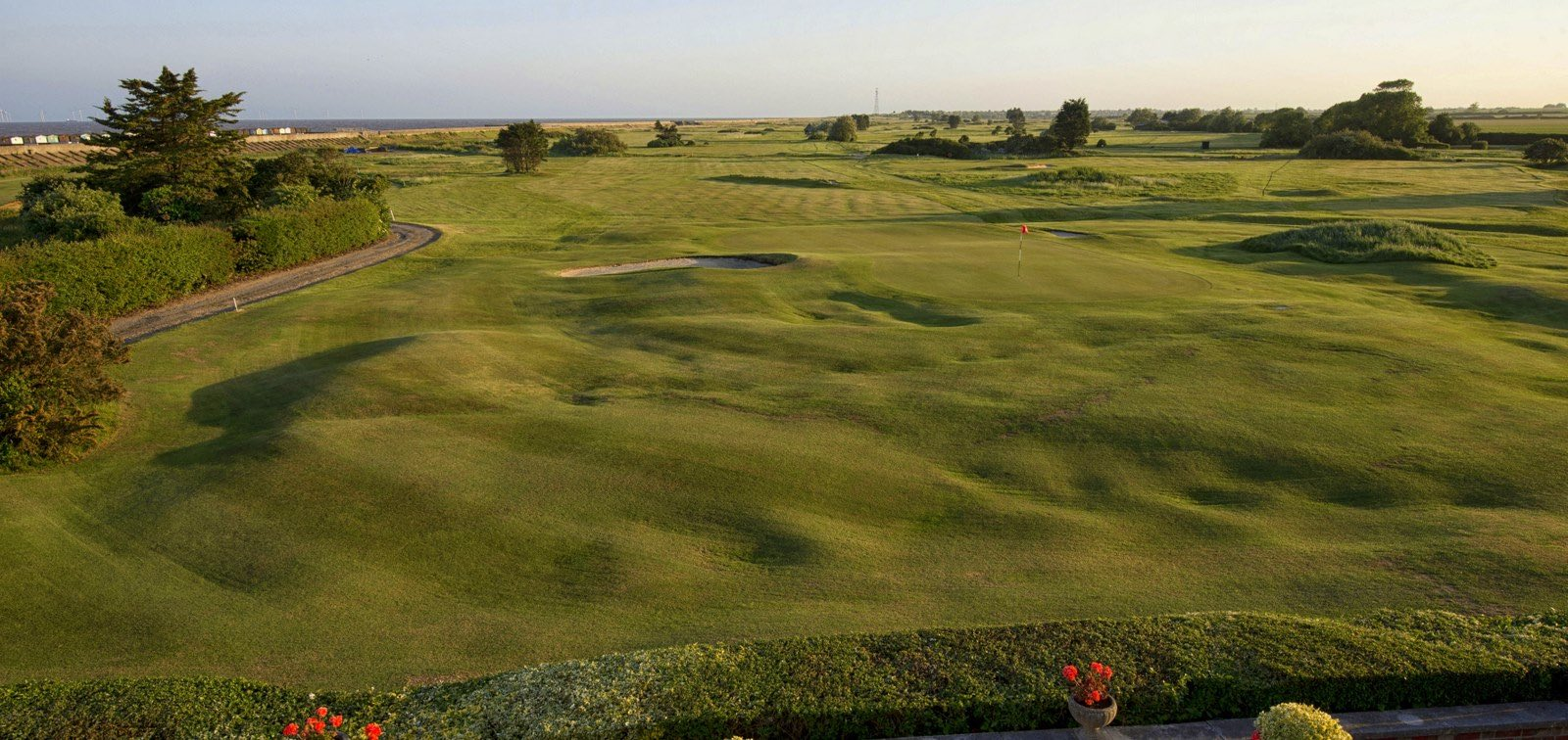 Help from Hazeltine for vandalised course