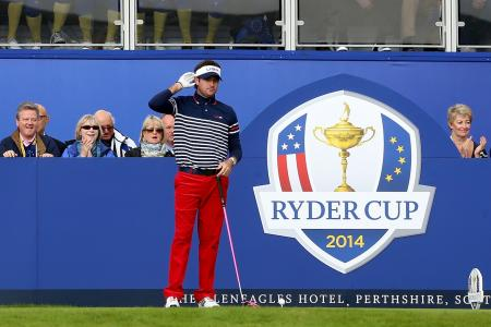 Bubba Watson Named US Ryder Cup Vice-Captain