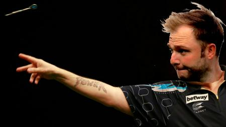 Andy Sullivan, King of the Darts!