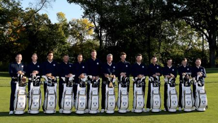 Team Europe Ryder Cup What's In The Bag