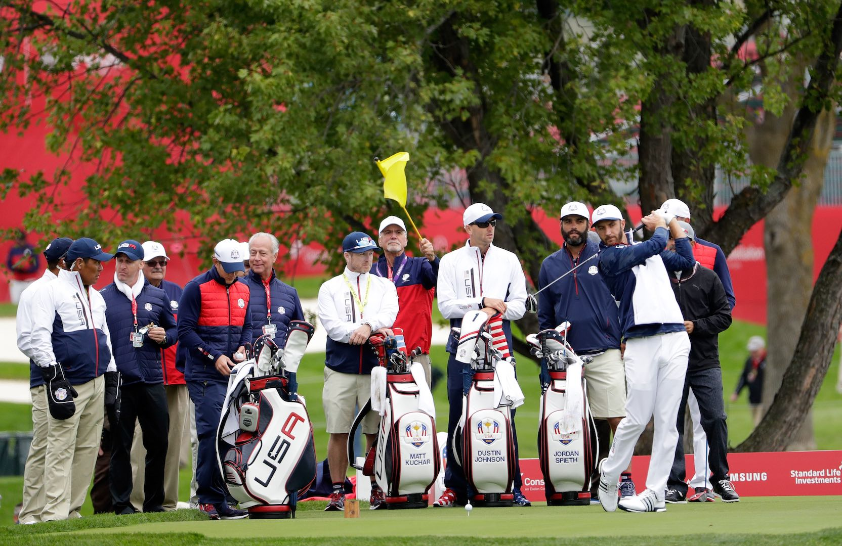 TEAM USA RYDER CUP WHAT'S IN THE BAG