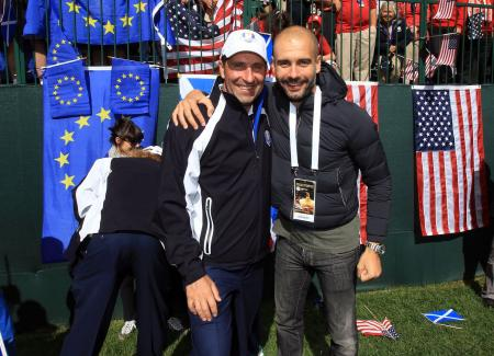 Pep Guardiola loves The Ryder Cup More Than Football