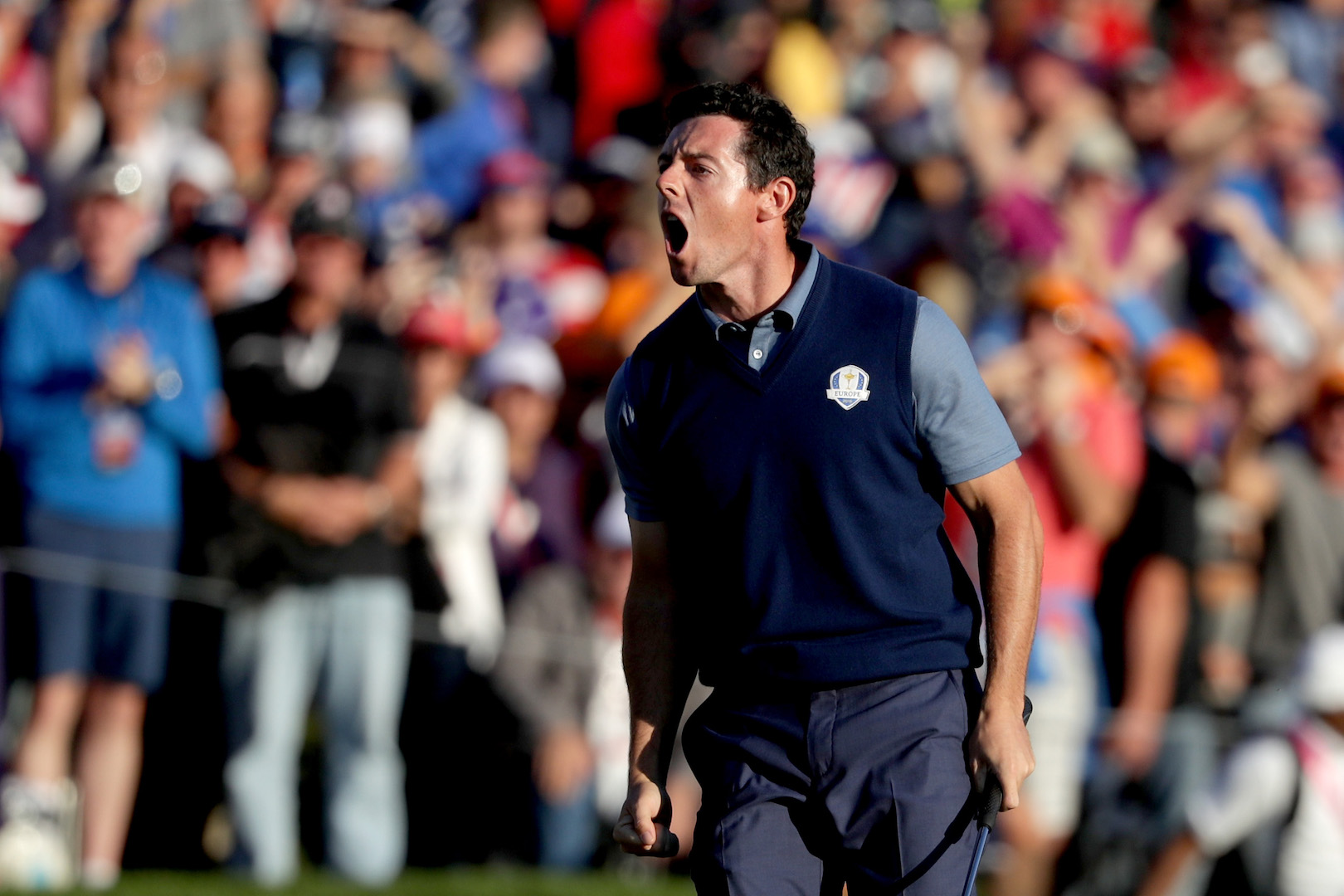Ryder Cup Day 1: Game On!!!