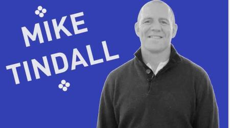 Mike Tindall talks golf