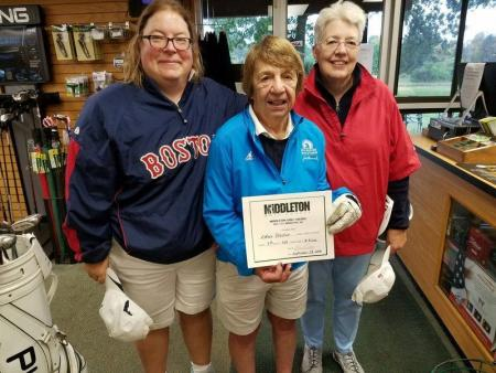 91–year old gets hole in one