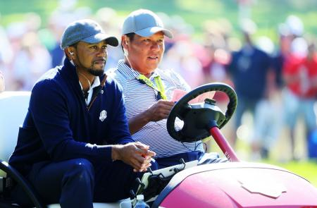 Will Tiger Woods play the Safeway Classic next week?