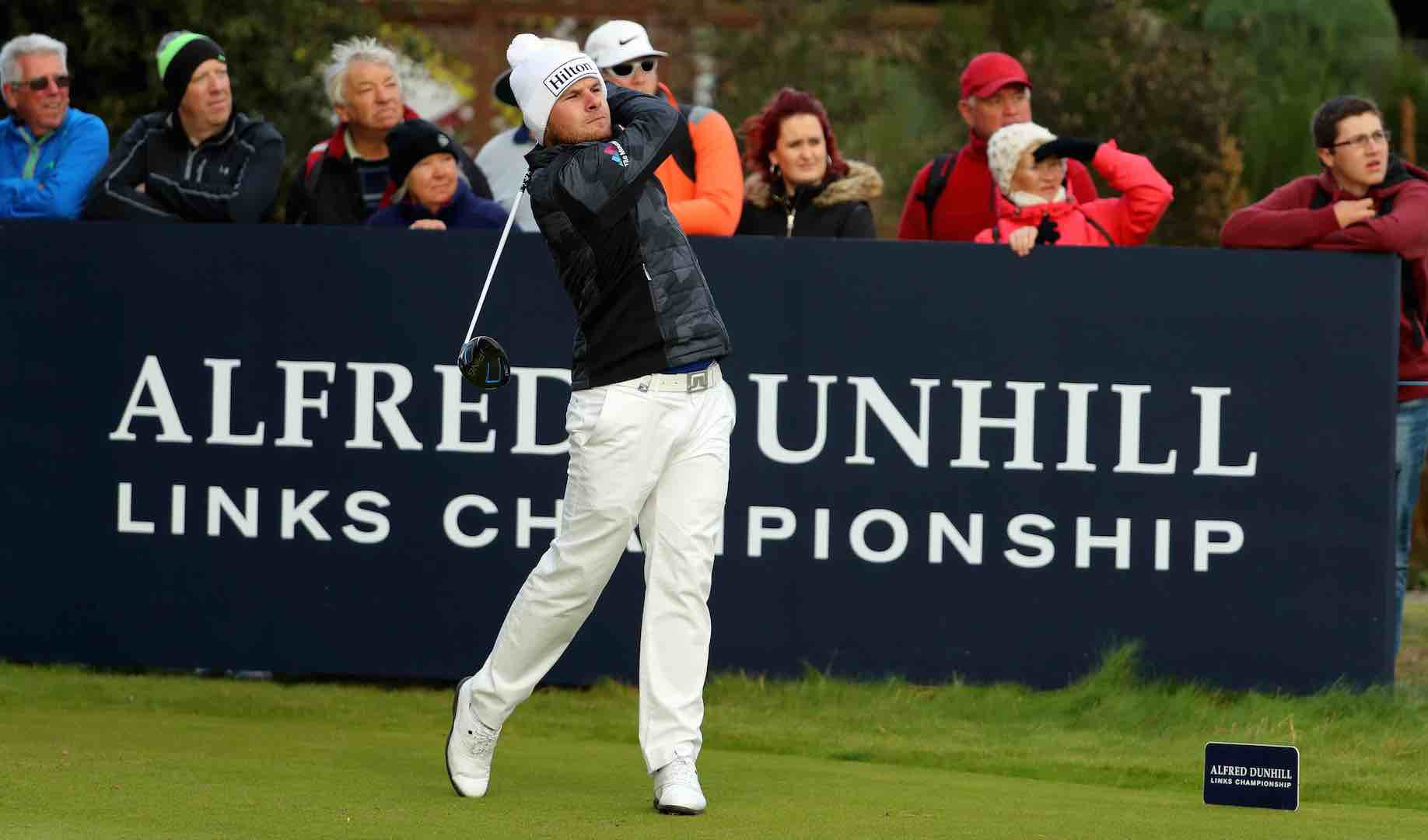 Tyrell Hatton equals St Andrews course record