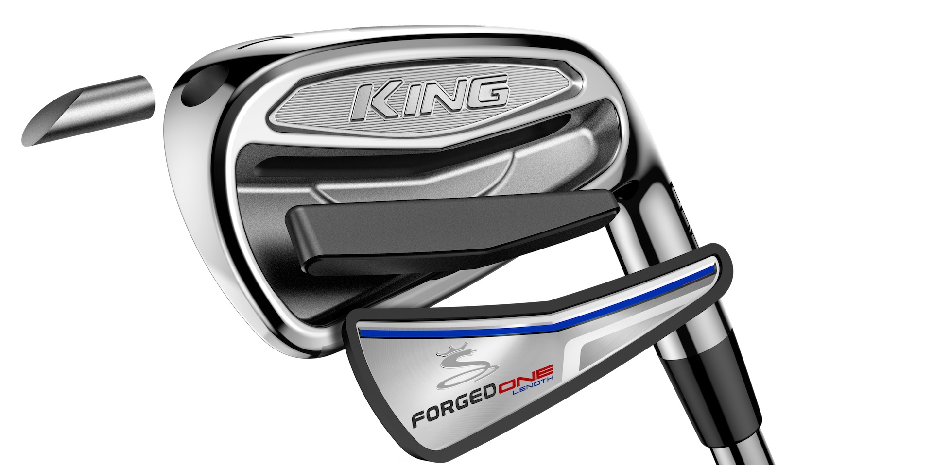 Cobra's New King Irons