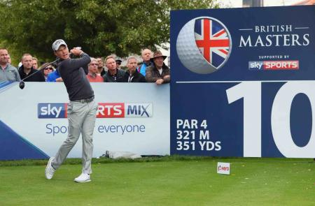Danny Willett forced to withdraw from British Masters