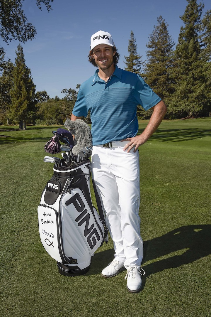 Ping Sign Aaron Baddeley To Equipment Deal