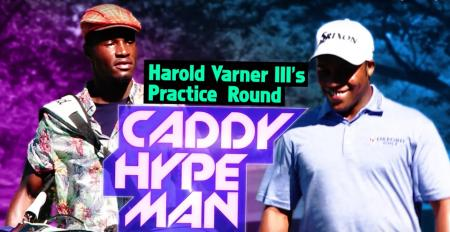 Harold Varner is running things right now...
