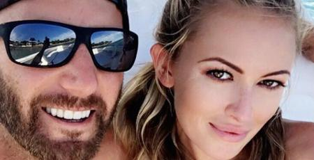 Dustin Johnson issues statement amid alleged split from Paulina Gretzky