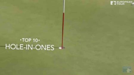Golf's Top Ten hole in ones ever