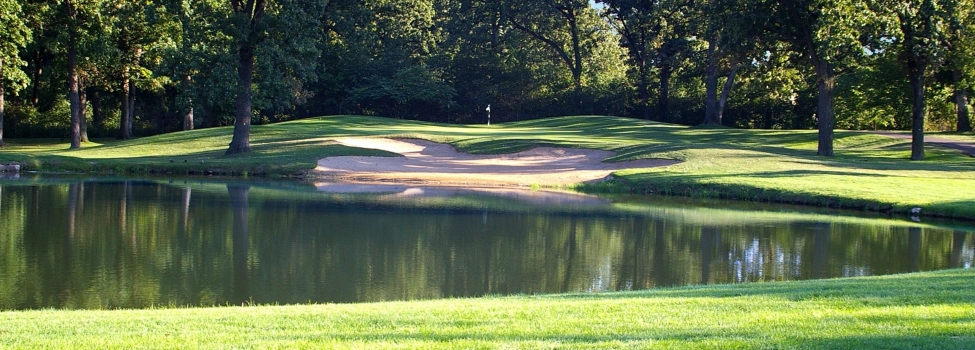 Gruesome discovery at golf course