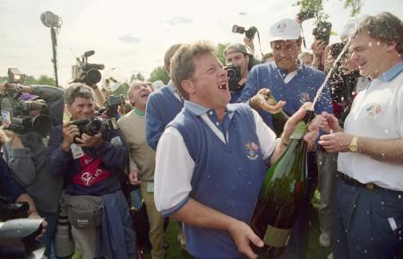 Ian Woosnam 'finally' inducted to Golf Hall Of Fame