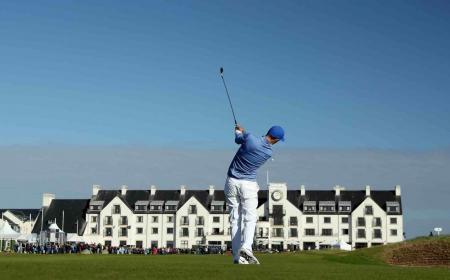 Carnoustie Golf Links voted best in Scotland