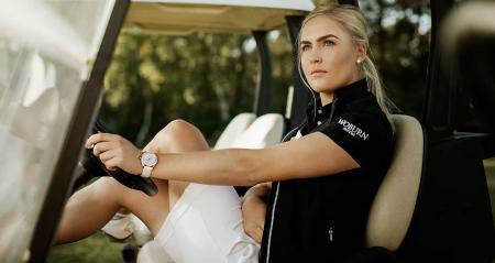 GolfPunk salutes Charley Hull – Swingin Siren