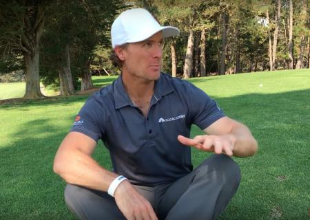 Buttons Up - how to make the turn with your golf swing