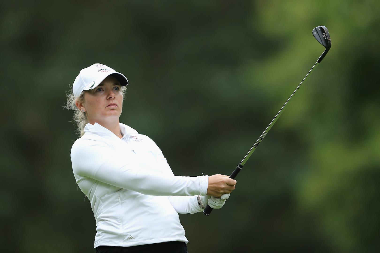 Mel Reid through to final stage of LPGA Q School