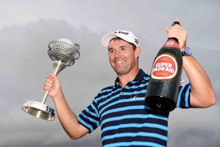 Padraig Harrington still wants Ryder Cup place