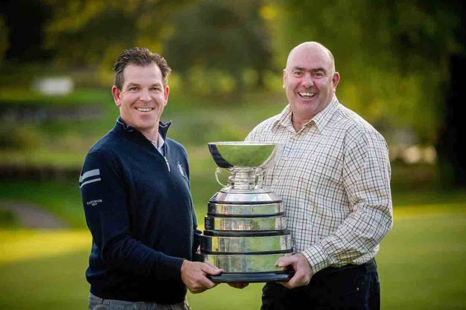 Pyecombe golfers win National Foursomes knockout