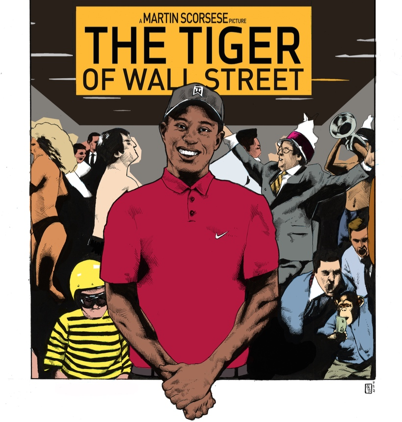 The Tiger Of Wall Street: Woods goes corporate