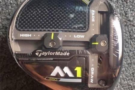 Is this the new TaylorMade M1 Driver?