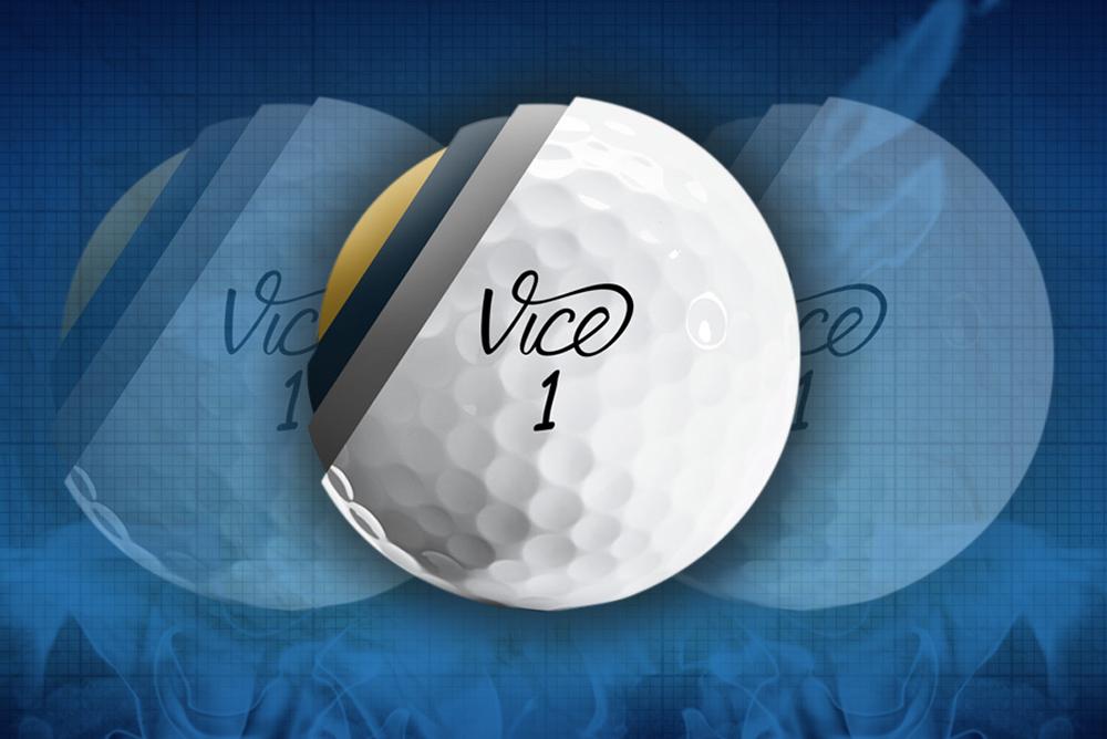 Vice Golf Pro Plus Golf Balls