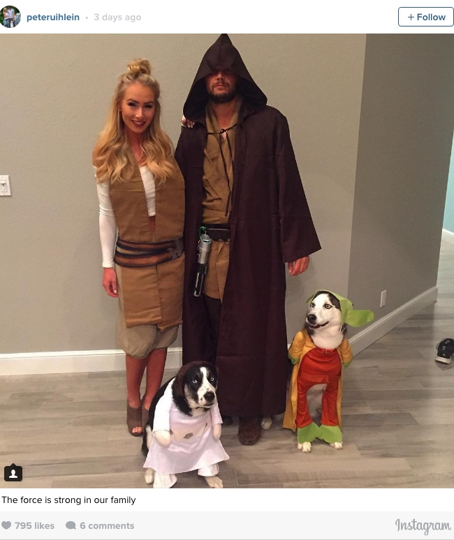 Paulina Gretzky's Halloween Surprise