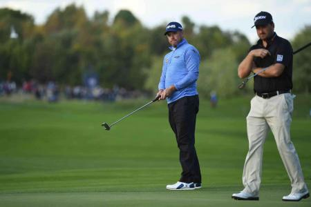 Lee Westwood hires ex–snooker player as putting coach