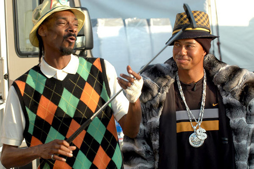 Snoop Dogg calls out Tiger Woods