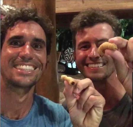 Haute cuisine for Scott and Cabrera–Bella