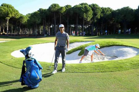 Thorbjorn Olesen sets new course record
