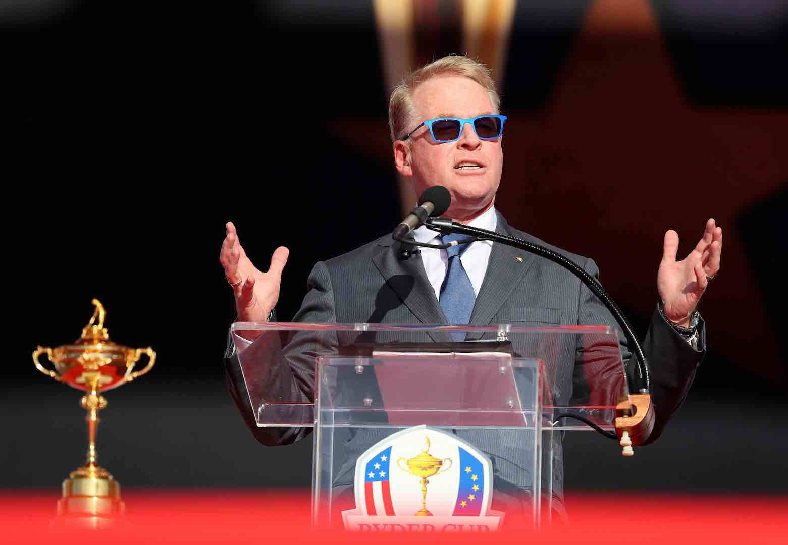 Keith Pelley prepared to make Ryder Cup selection changes
