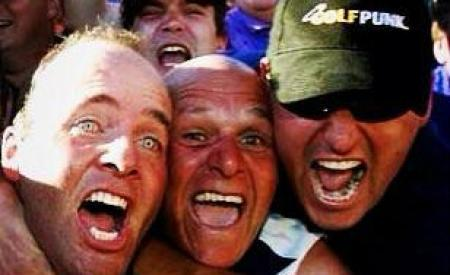 Team Europe if the Ryder Cup was today