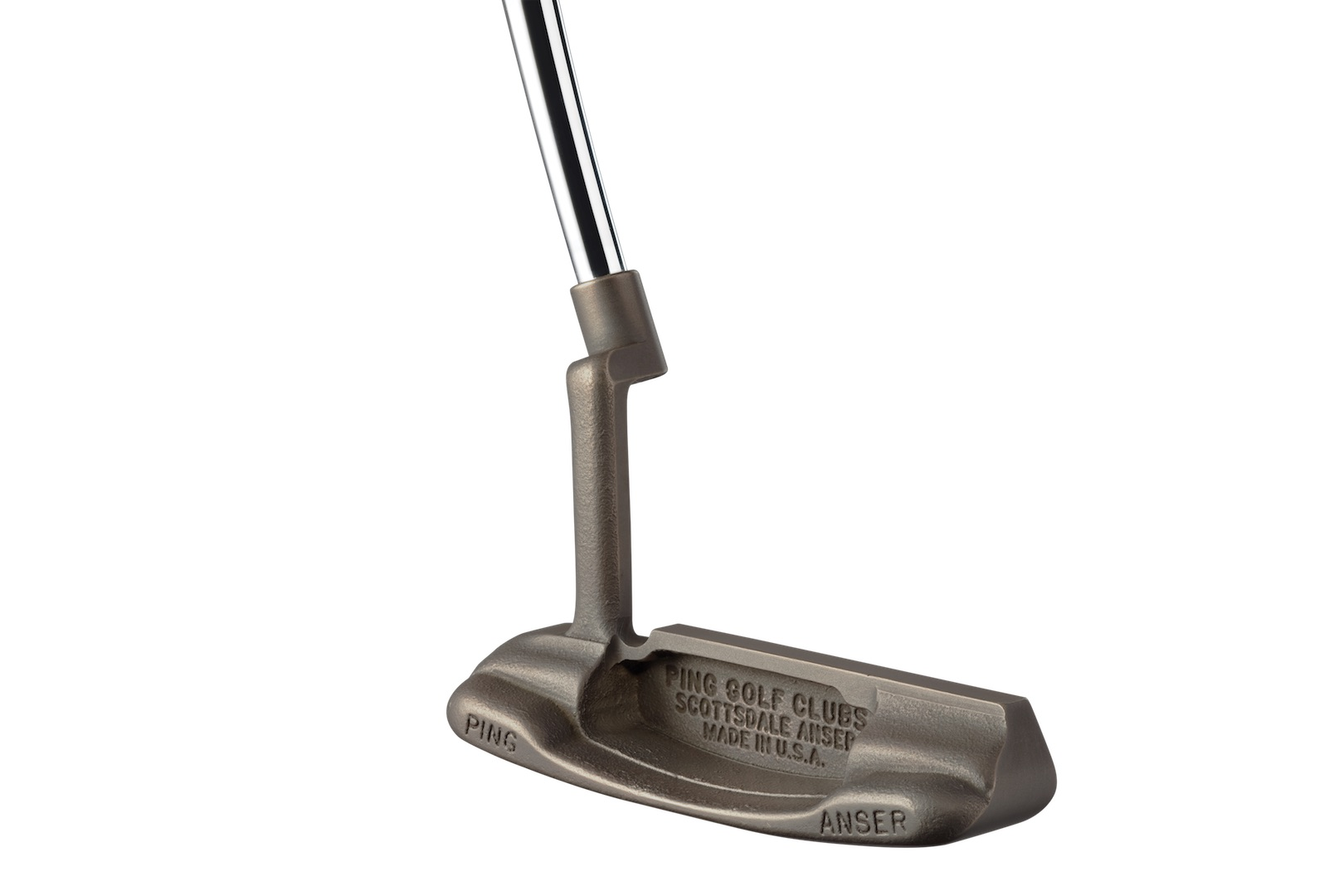 Ping's 50th Anniversary Anser Putter