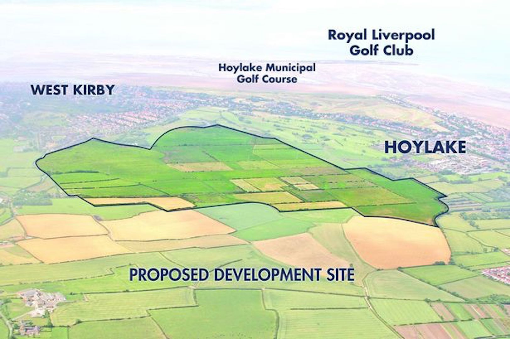 Next stage for Hoylake Golf Resort given green light