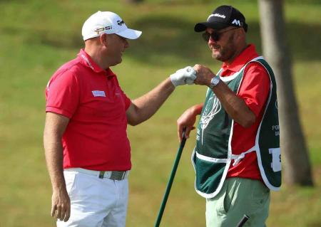 Patrick Reed's withdrawal opens door for Graeme Storm