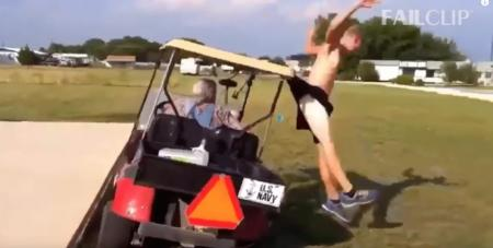 The Ultimate Golf Fail Video!