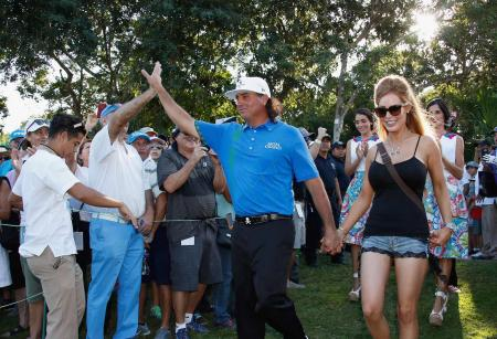 Pat Perez lays into Tiger