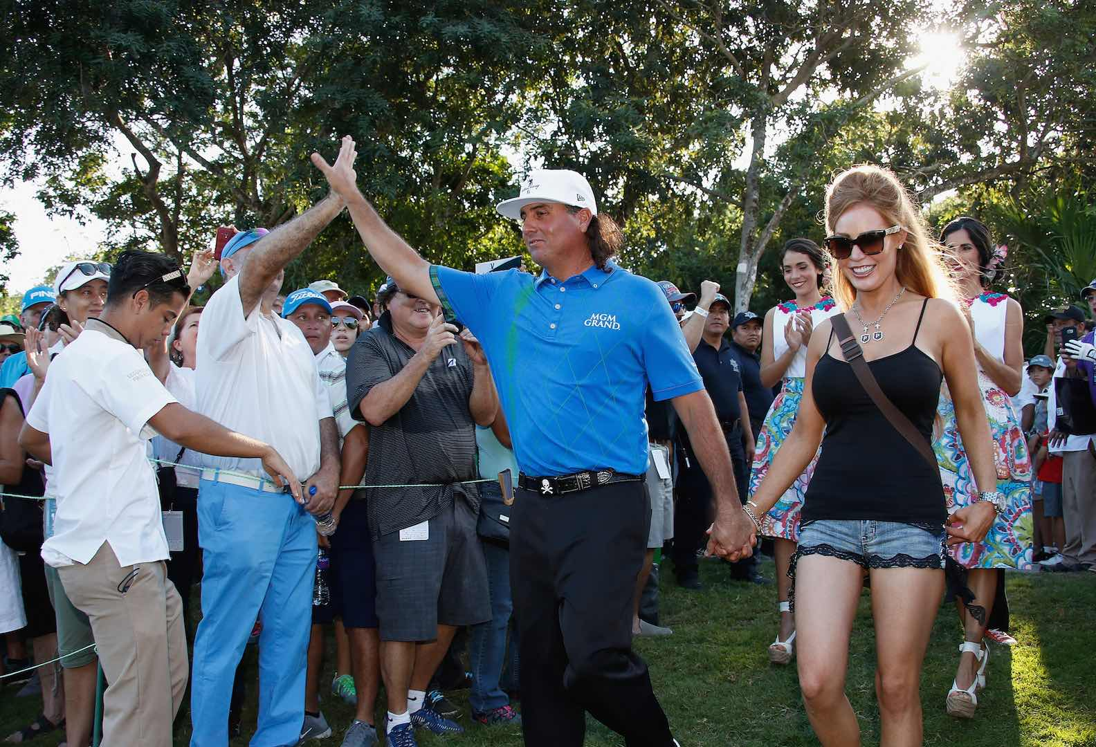 Pat Perez ends 7-year itch