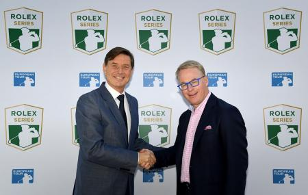European Tour unveils Rolex Series