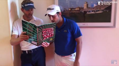 European Tour Smashes The Mannequin Challenge