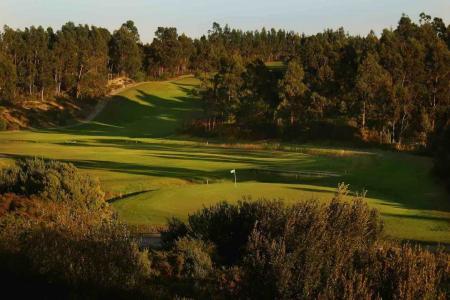 Golf course redesign for Bom Sucesso