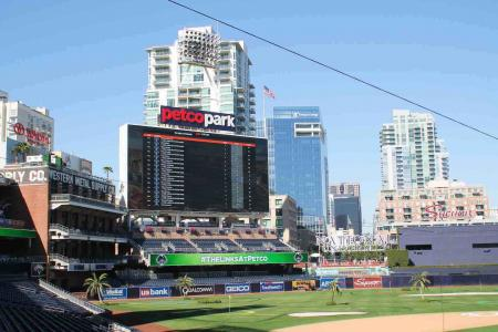 How VPAR partnered with Callaway at Petco Park