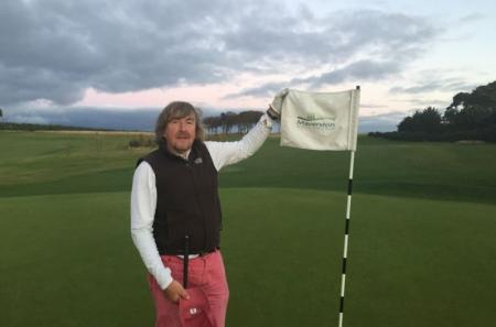 Madman completes 8,091 rounds of golf